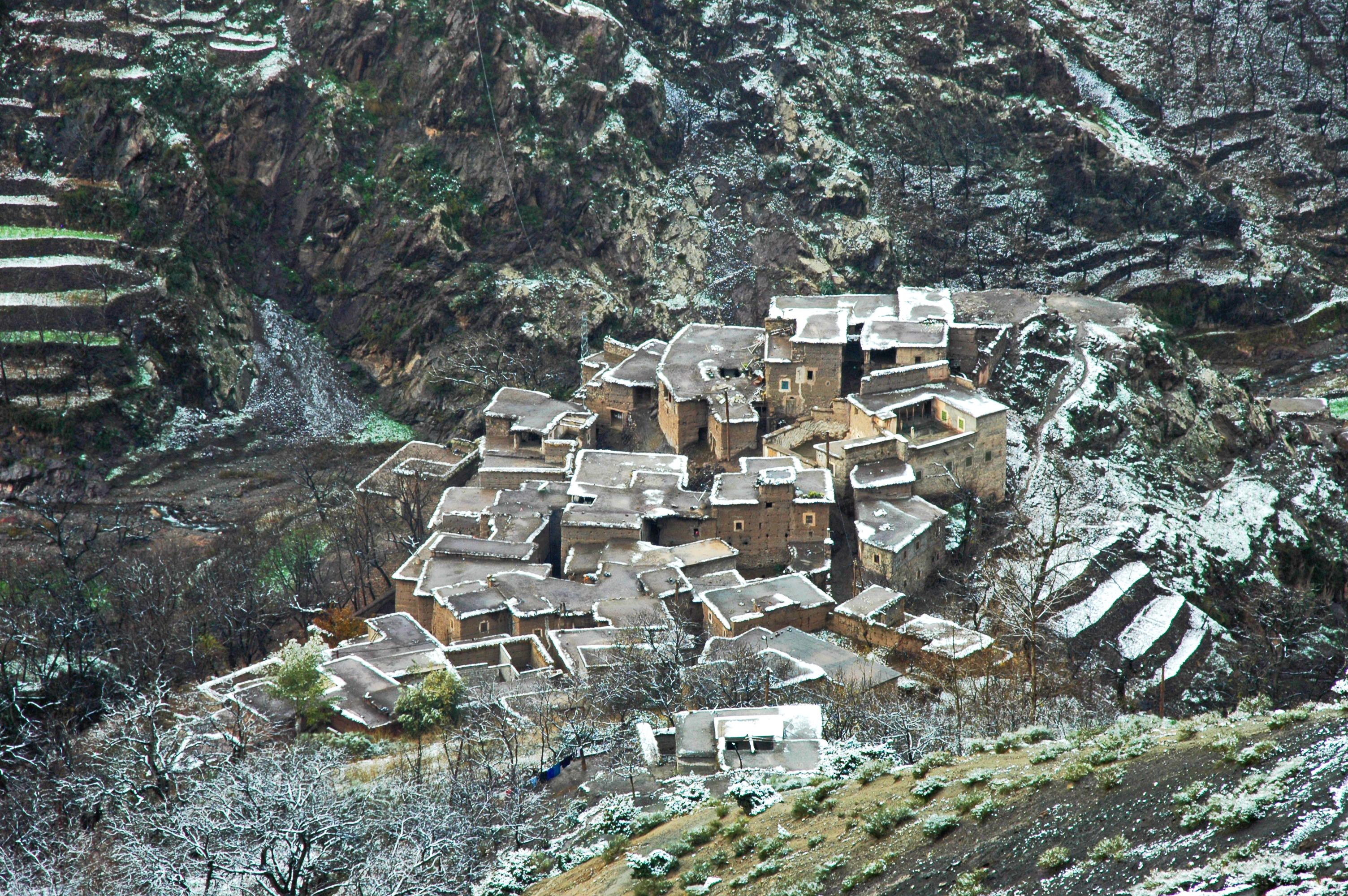 Atlas Mud Villages © JonoVernon-Powell