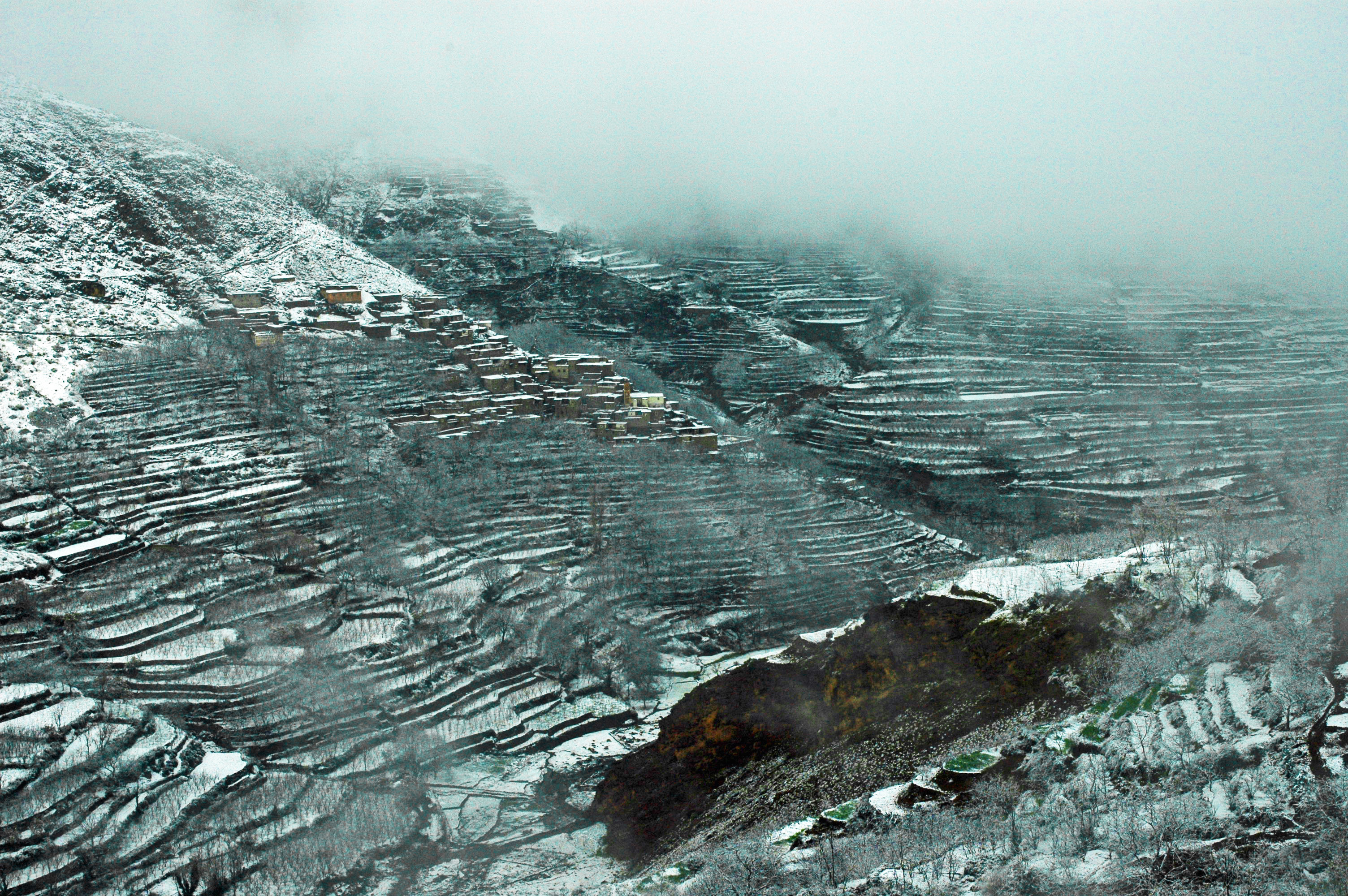 Atlas terracing © JonoVernon-Powell
