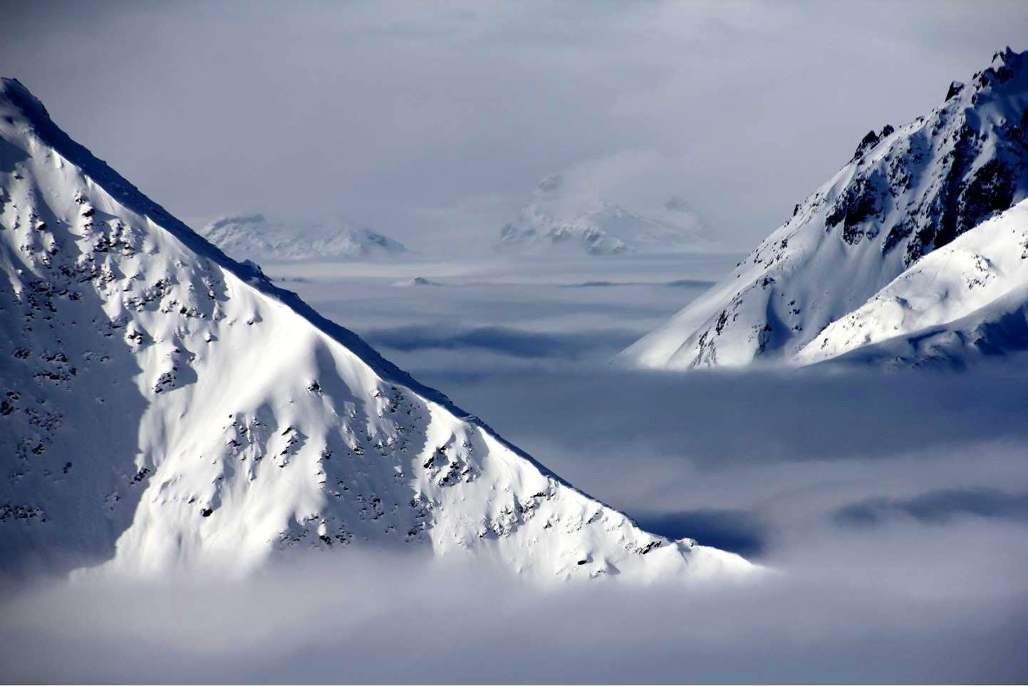 Ice Cream Cone Mountain © JonoVernon-Powell