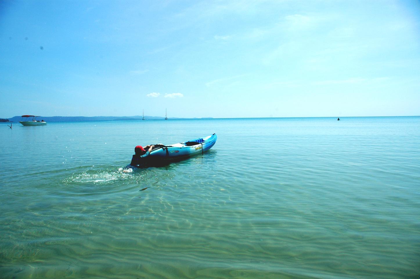 Beachboat © Nomadic Thoughts
