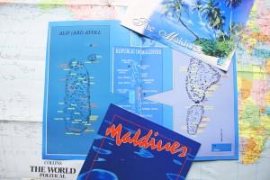 Maldives Maps © Nomadic Thoughts
