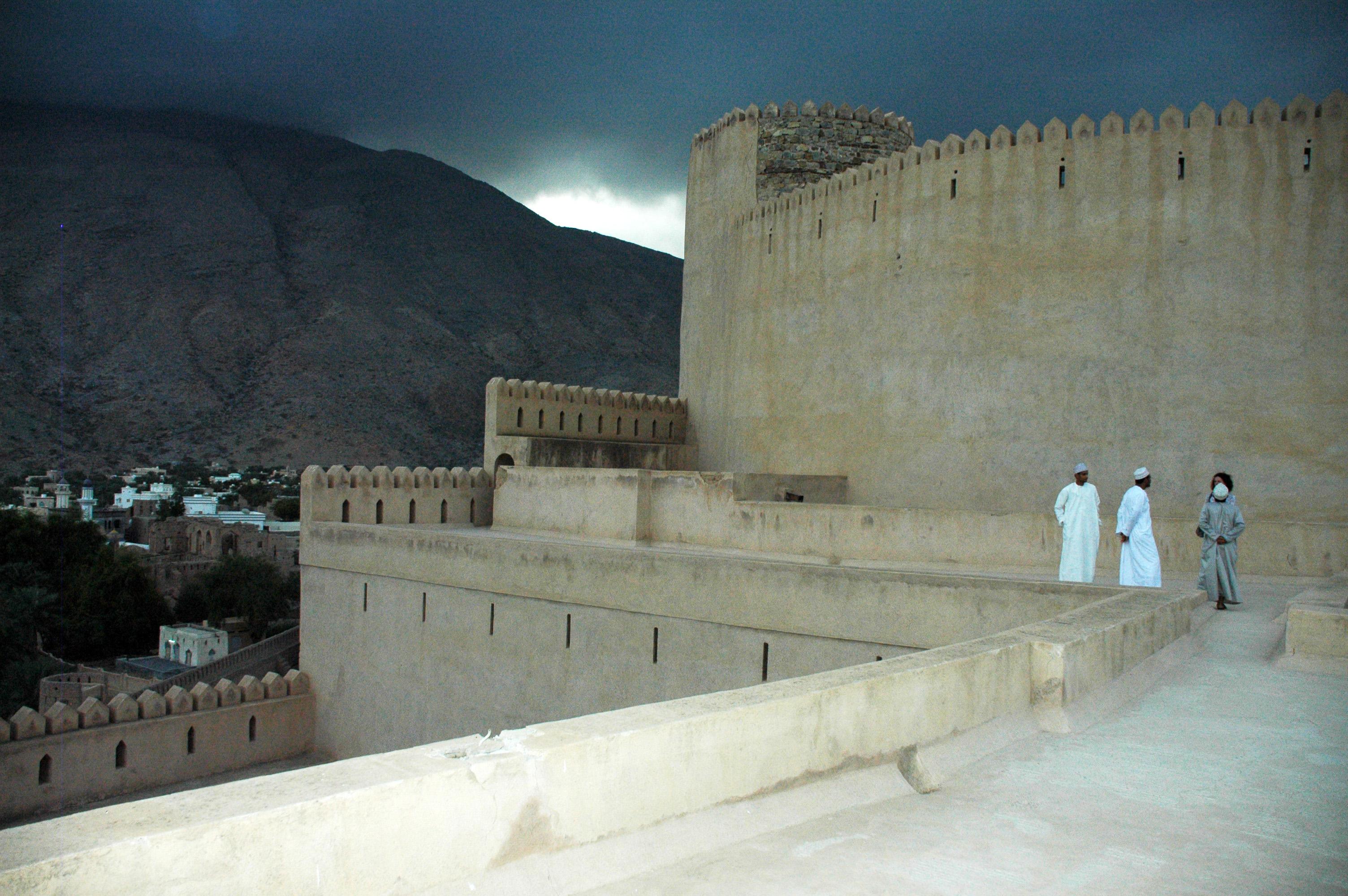Rustaq Fort Meeting © jonovernon-powell.com