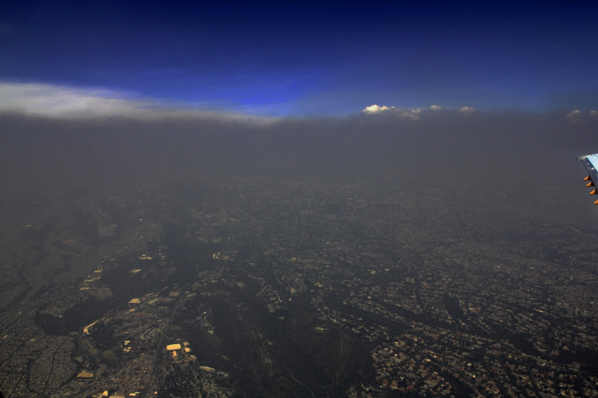 City smog © Nomadic Thoughts.com