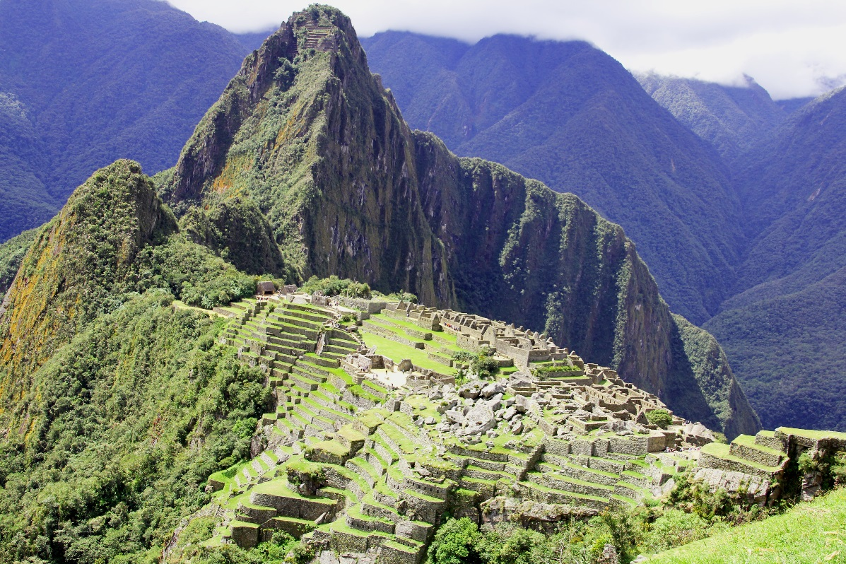Empty Macchu Pichu © Nomadic Thoughts.com