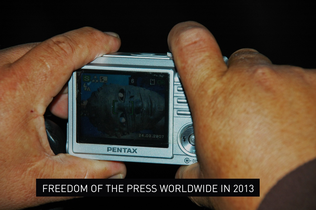 3rd May- Press Freedom Day