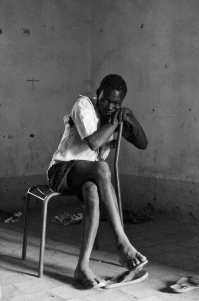 Juba boy, south Sudan 1983