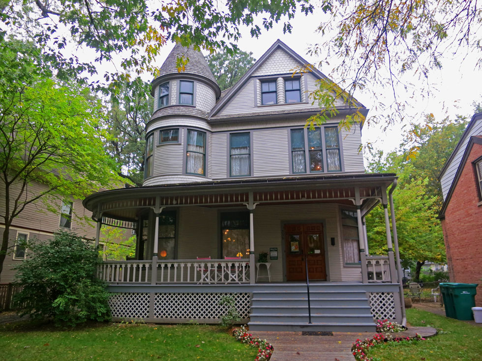 Ernest Hemingway's boyhood home