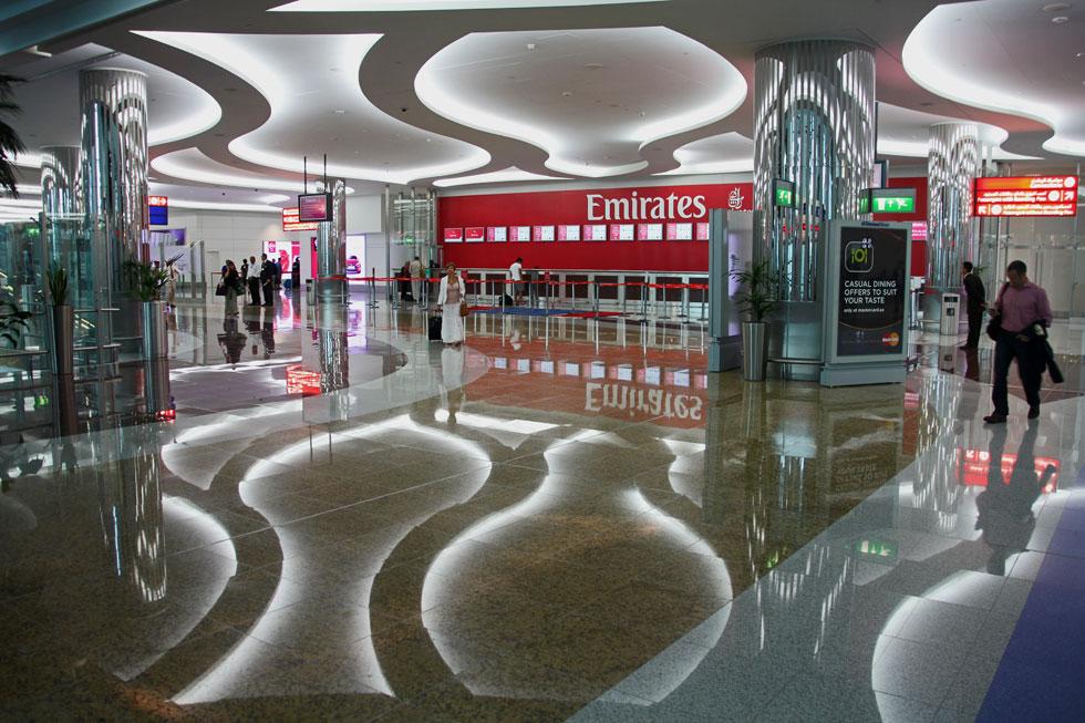 Dubai Airport 2013