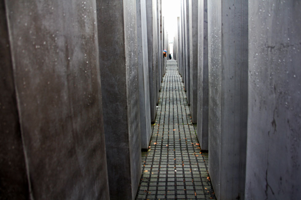Holocaust Memorial Tunnels