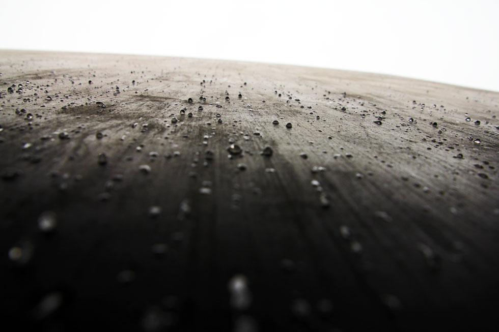Memorial rain-drop tears