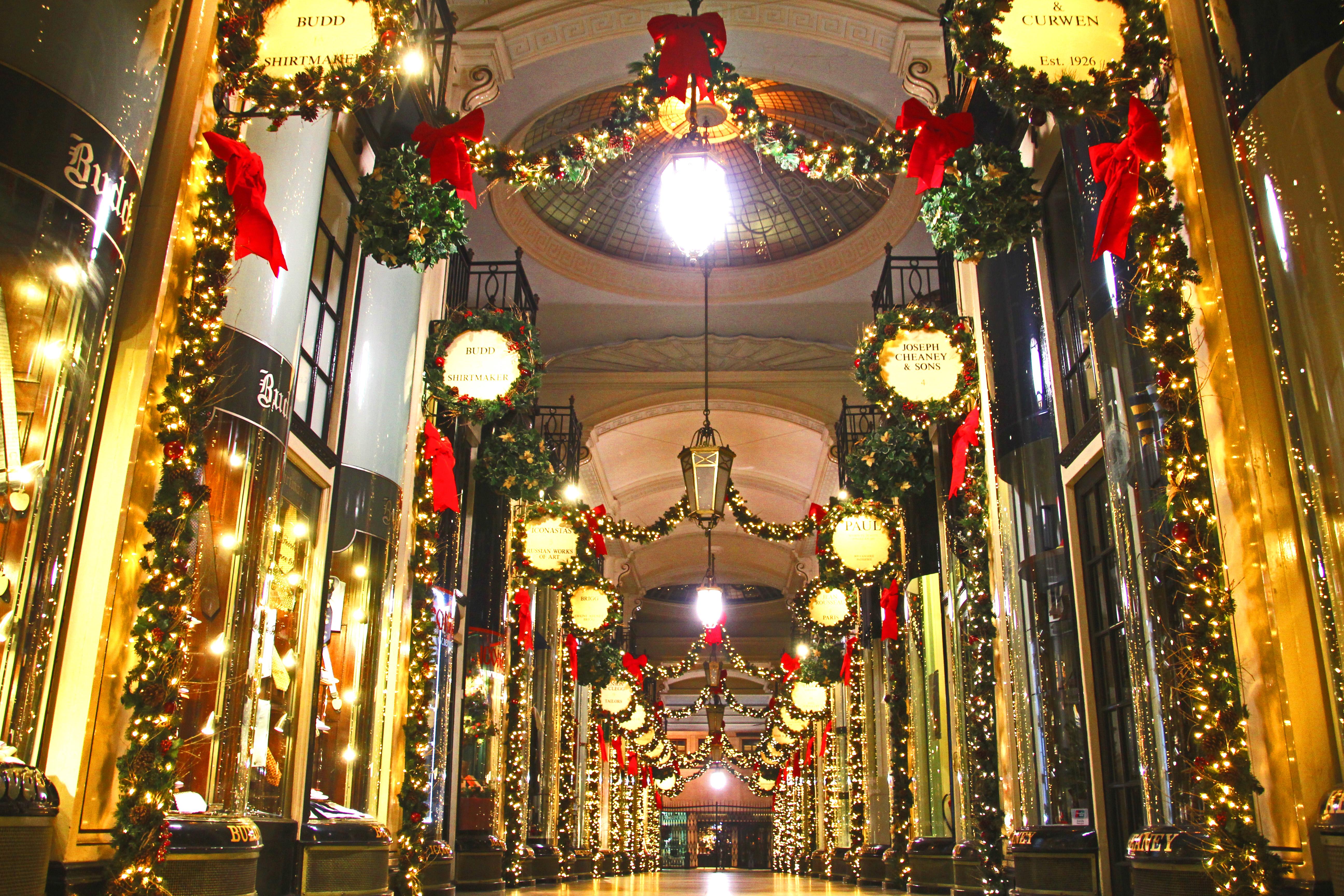 Burlington Arcade © jonovernon-powell