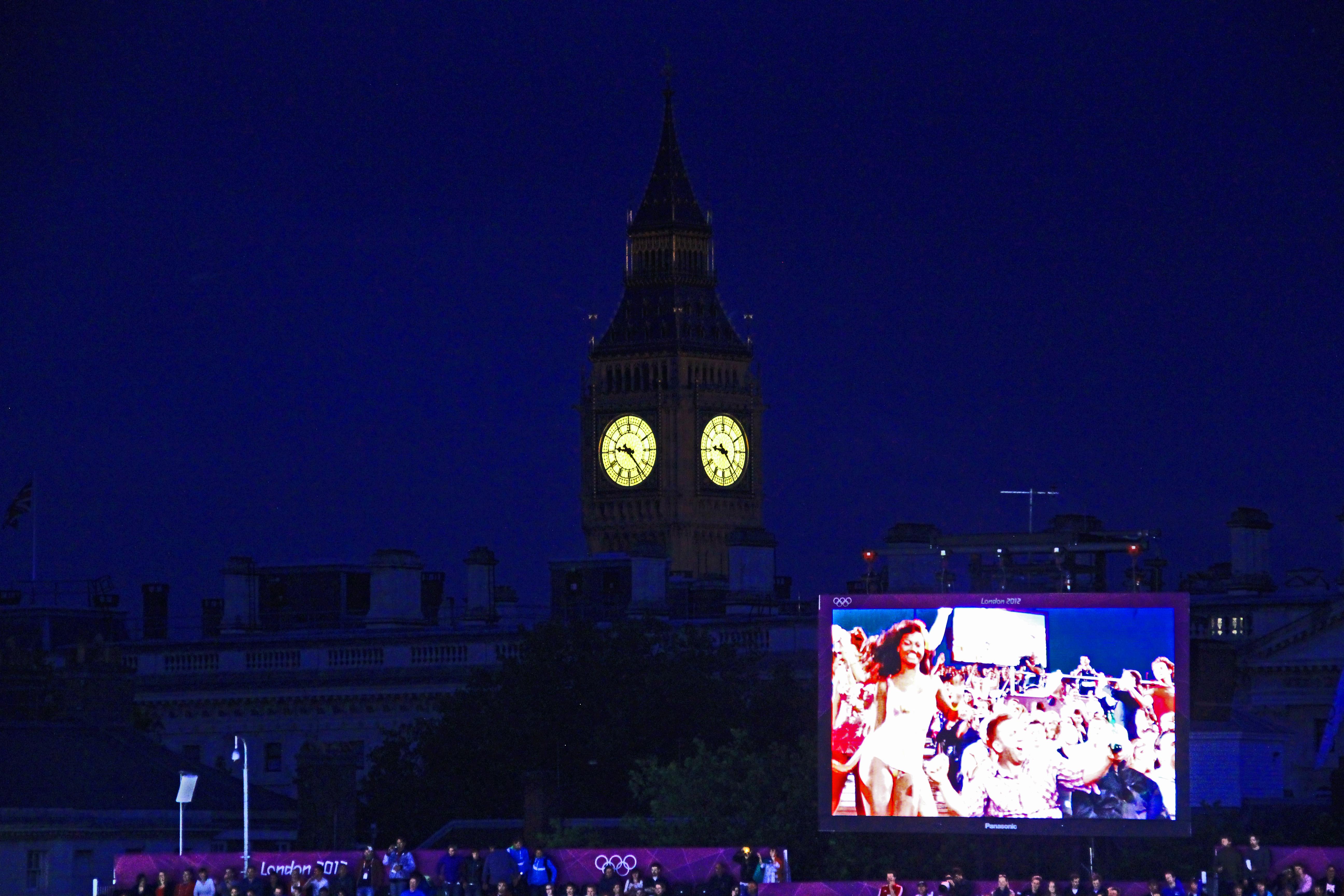 London 2012 - © JonoVernon-Powell