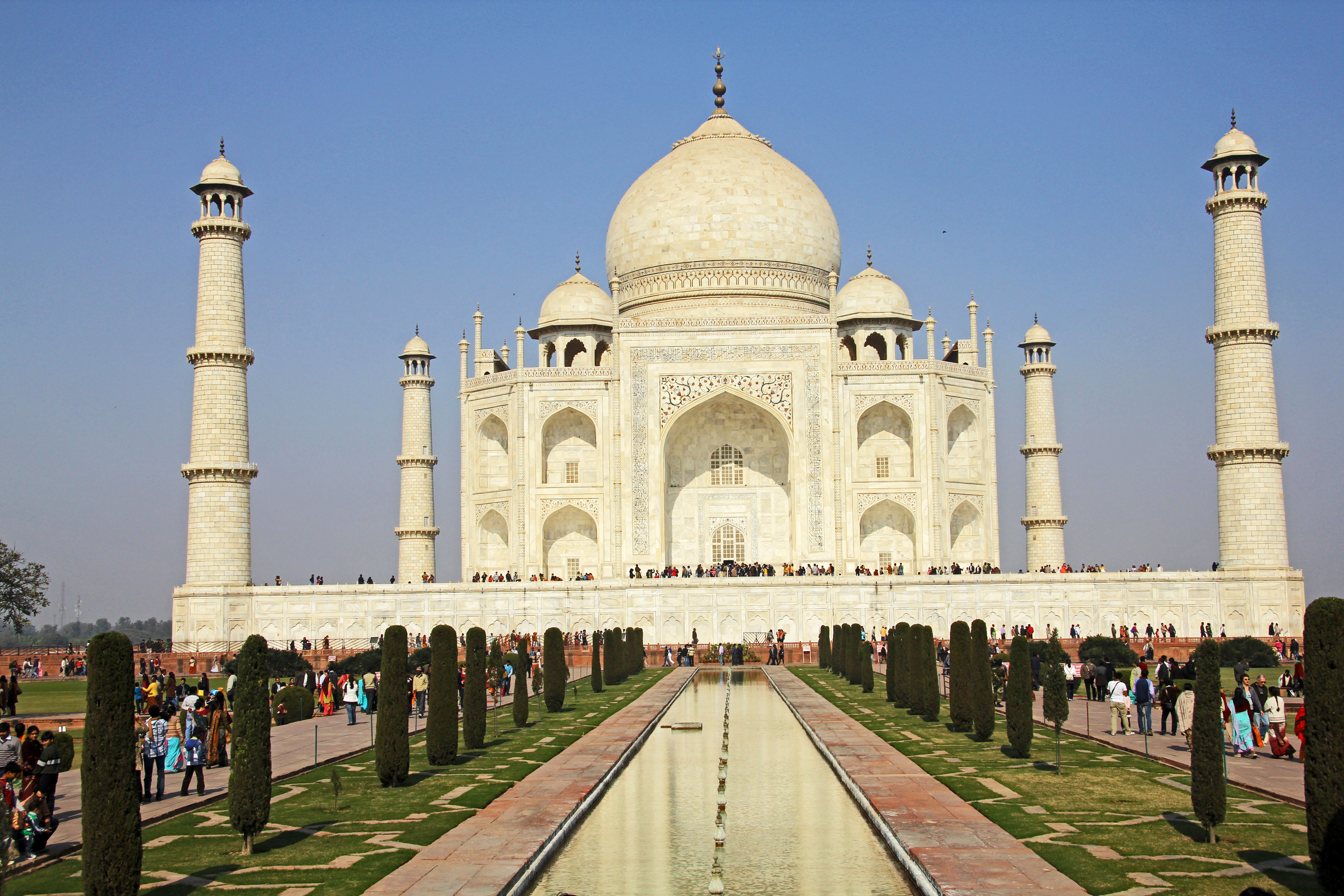 Taj Mahal © JonoVernon-Powell.com