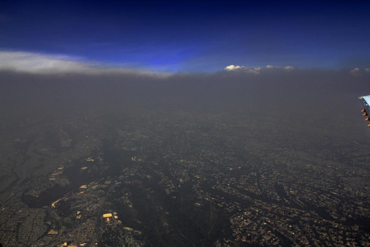 City smog © Nomadic Thoughts.com