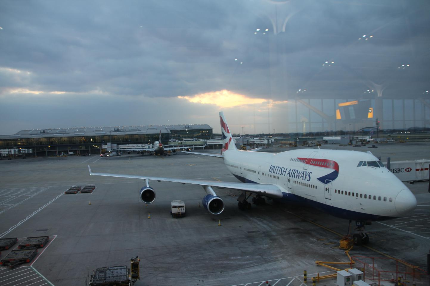 Beginning of the end for Heathrow?