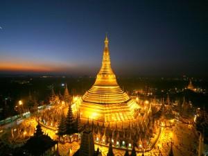 Schwedagon Pagoda, Burma