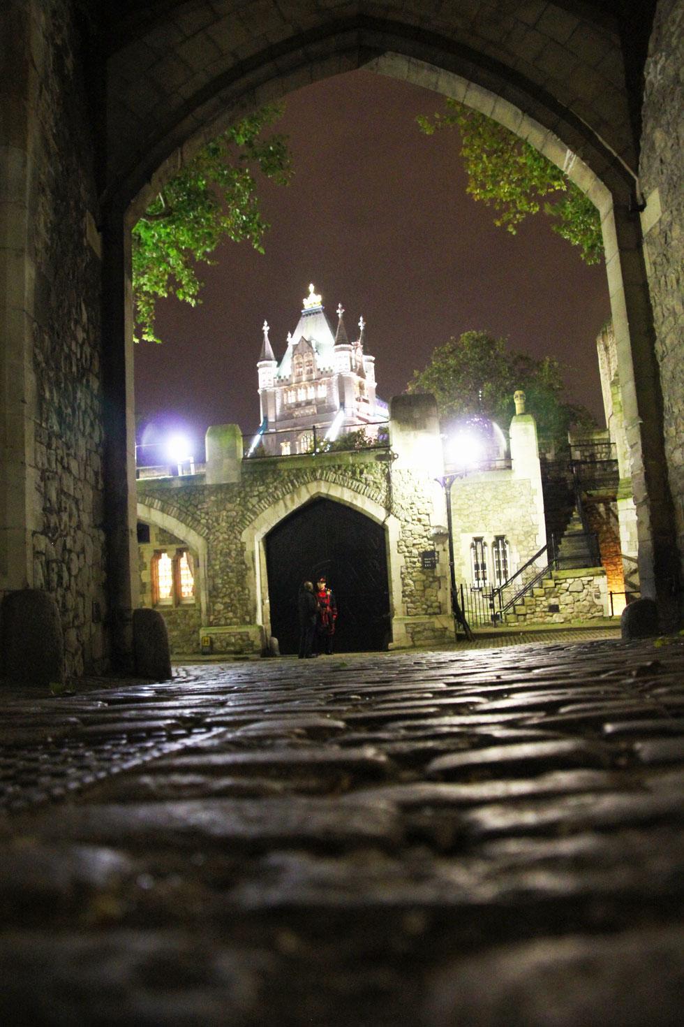 Lanthorn Tower Gateway