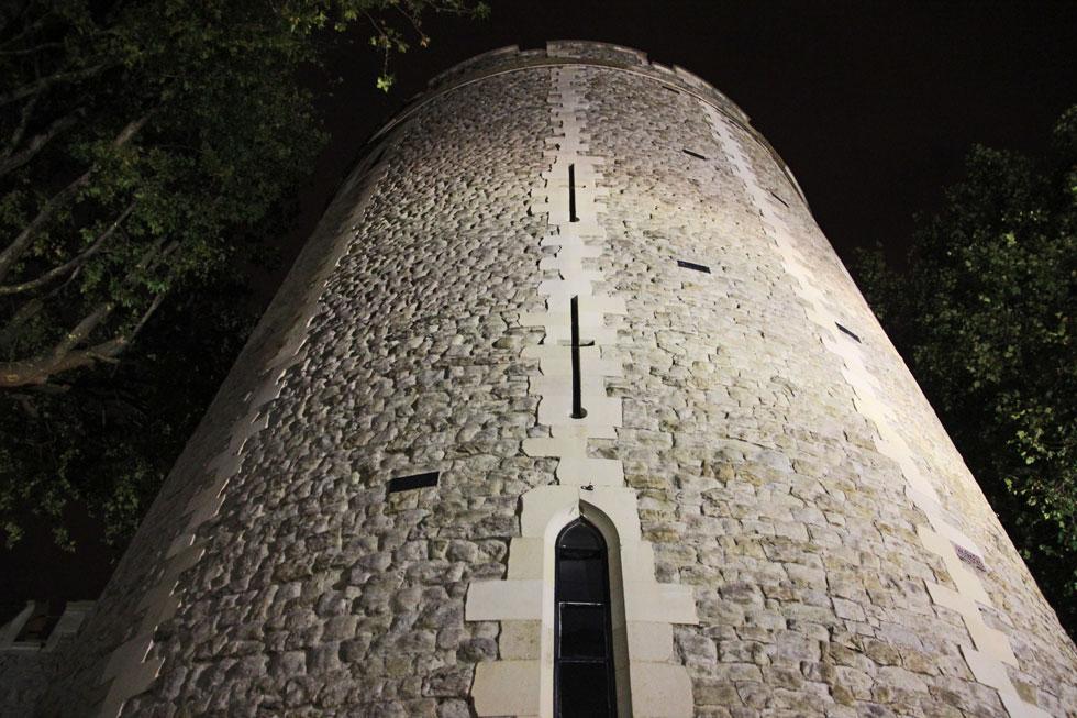 Wakefield torture tower